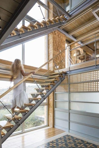 Olea Stairs