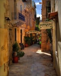 Chania Old City