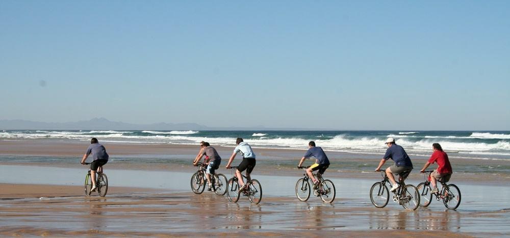 Live a unique cycling adventure.